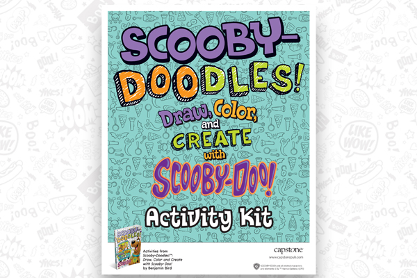 Scooby-Doodles Activity Kit