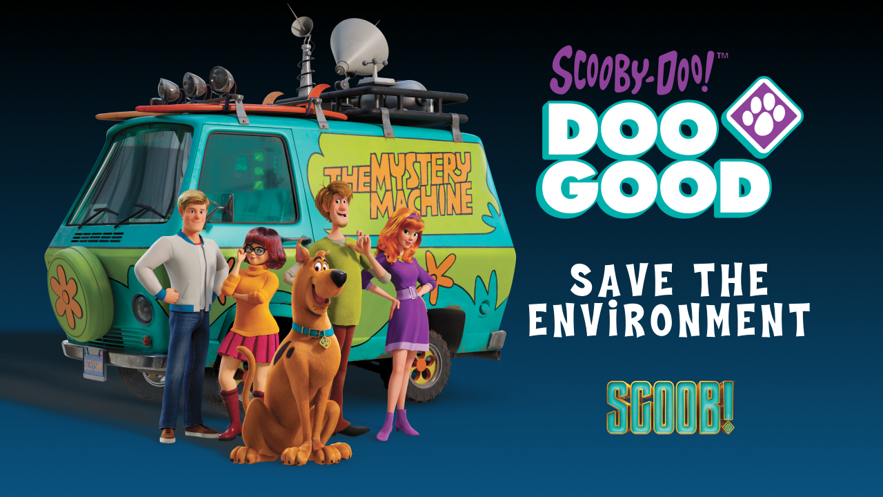 SCOOB! | Doo Good and Save the Environment