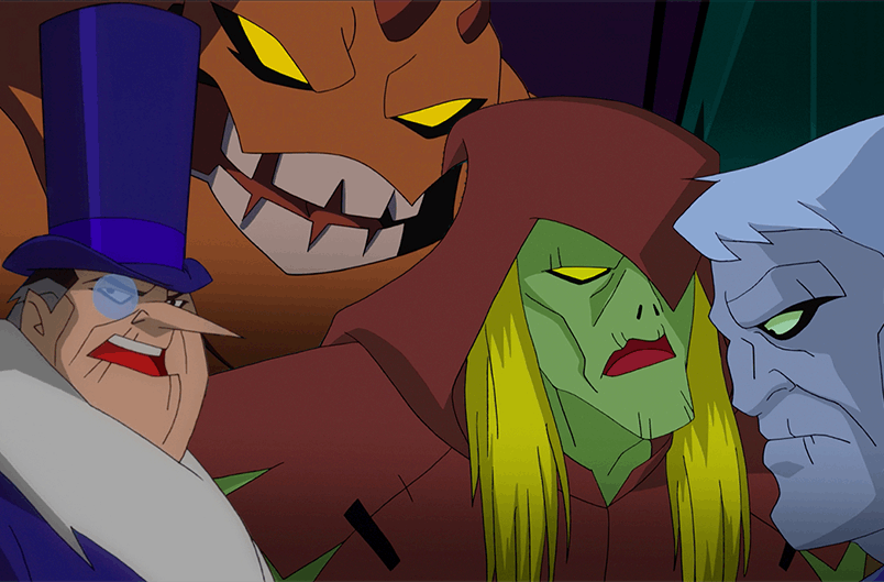 Batman Unlimited | Villains