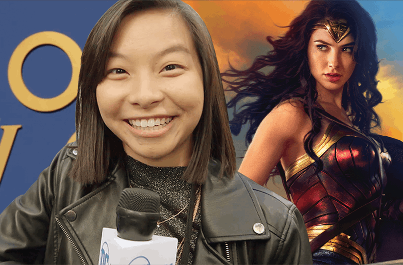 Wonder Woman World Premiere! | DC KIDS SHOW