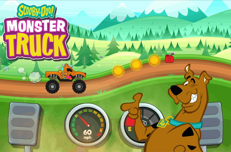 Monster Truck Scooby-Doo