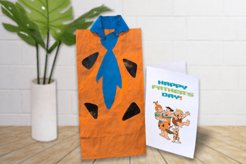 Flintstones – Fred's Father's Day Goodies Bag