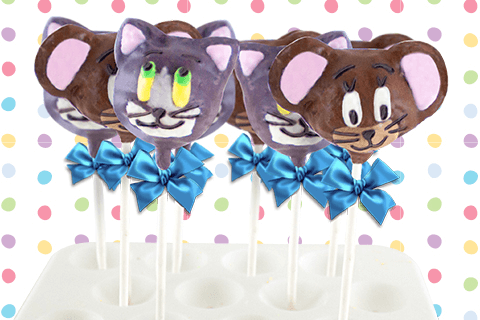 Tom & Jerry – Character Pops