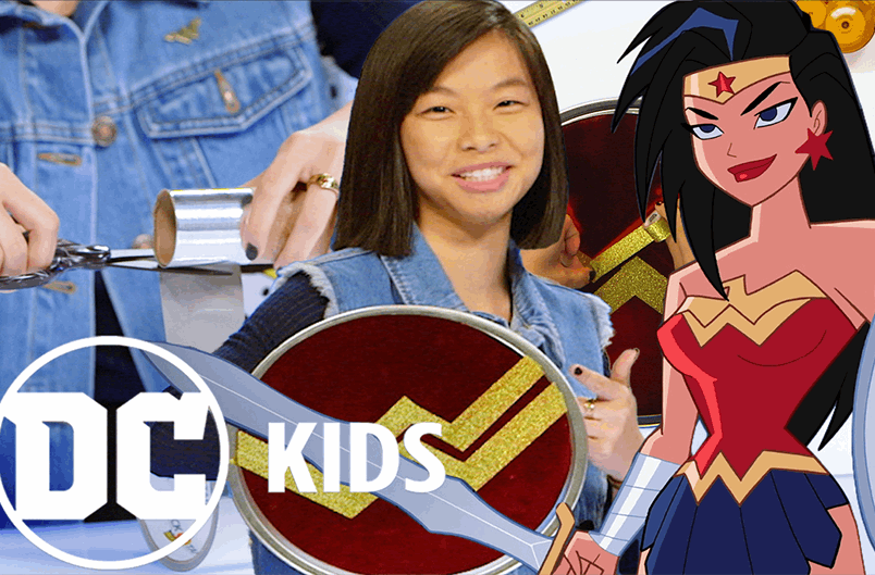 DC KIDS SHOW Episode 3