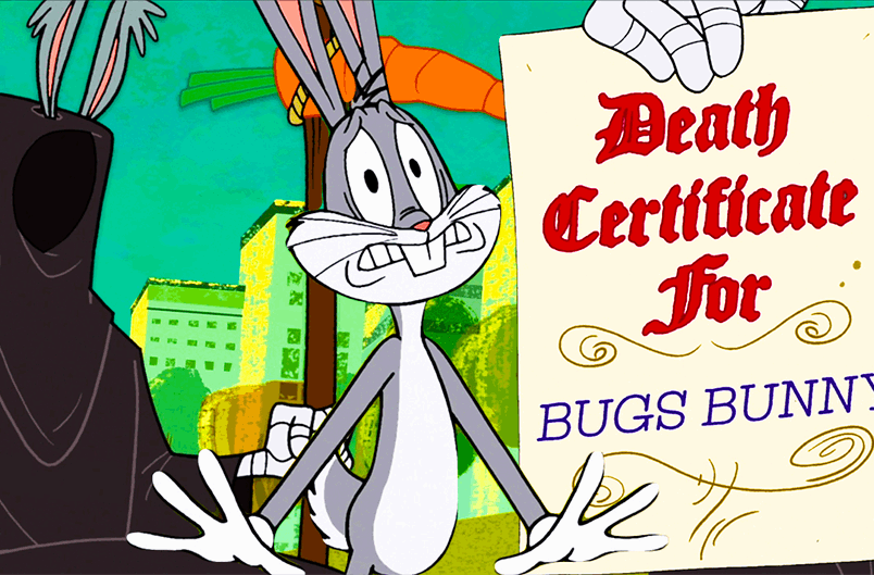 Bugs ! | Bugs contre le Grand Méchant Lapin