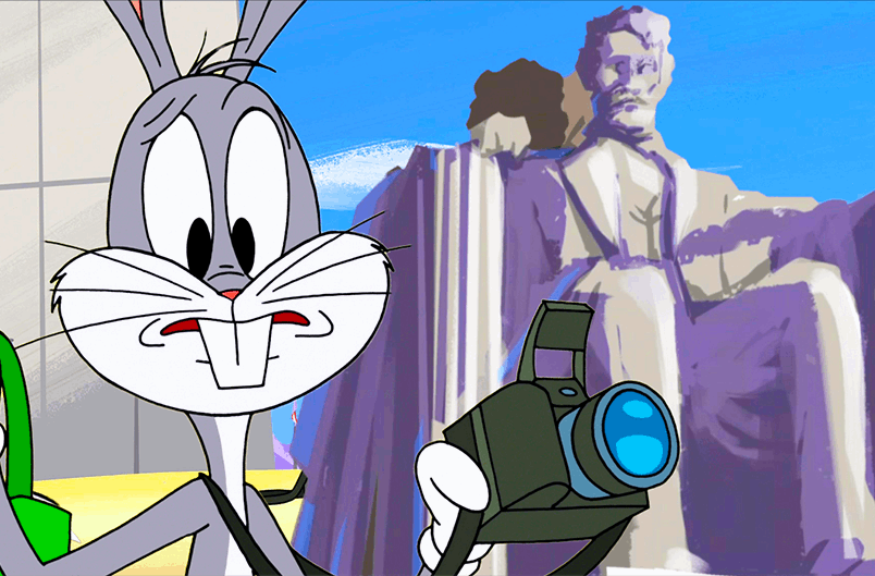 Wabbit | Tourist Rabbit